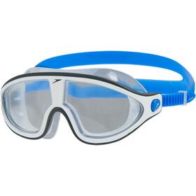 speedo Biofuse Rift V2 Maschera, blu/bianco